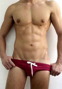 Marcuse Arrest Me Bikini Swimwear Wine