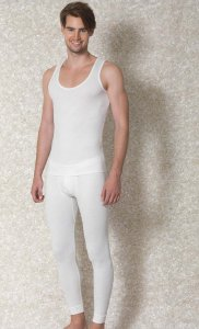 Doreanse Athlete Tank Top T Shirt White 2450