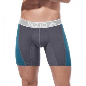 Inizio Especial Eternal Microfibre Long Leg Boxer Brief Unde...