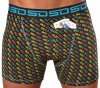 Smuggling Duds Rainbow Boxer Brief Underwear SDMBS006