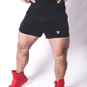 Bullywear Fit Shorts Black DJ74SS