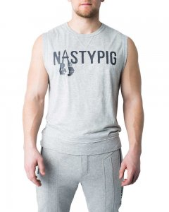 Nasty Pig TKO Muscle Top T Shirt 1257