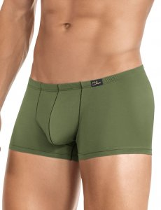 Clever Level Trunks Boxer Brief Underwear Green 2429