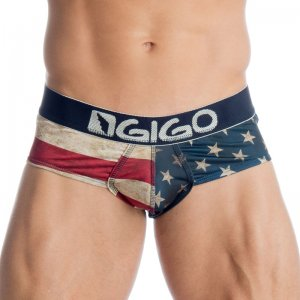 Gigo USA Brief Underwear G01003-USA