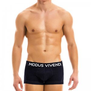 Modus Vivendi Jeans Boxer Brief Underwear Denim 12921