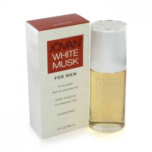 Jovan White Musk Eau De Cologne Spray 3 oz / 88.72 mL Men's ...