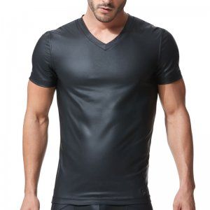 Gregg Homme CRAVE Short Sleeved T Shirt Black 152607