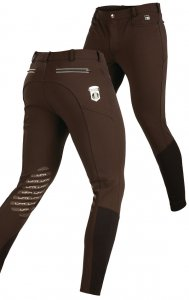 Litex Equestrian Riding Breeches Pants Brown J1204