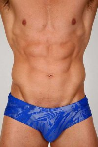 Pistol Pete Ice Bikini Swimwear Royal BF342-165