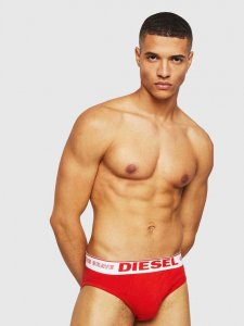Diesel Andre Brief Underwear Vibrant Red