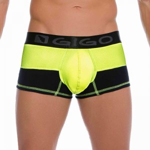 Gigo COMB YELLOW Short Boxer Underwear G02088-YELLOW