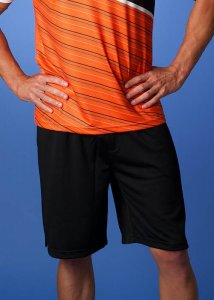 Aussie Pacific DriWear Sports 100% Polyester Shorts 1601