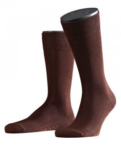 Falke Family Socks Brown 14645