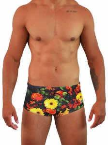 Project Contraband The Dutchman Square Cut Trunk Swimwear