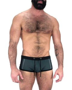 Nasty Pig Insignia Square Cut Trunk Swimwear 6090