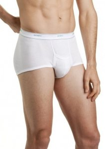 [6 Pack] Bonds Sport Brief Underwear White M810