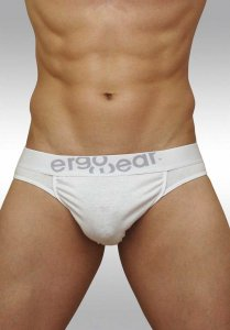 Ergowear Feel Classic Brief Underwear White