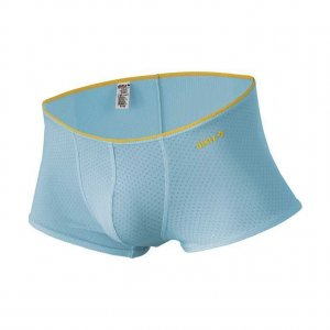 Dietz Berlin Boxer Brief Underwear Light Blue