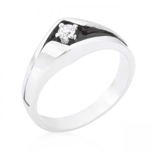 J. Goodin Two Tone Sleek Ring R07181R-C69