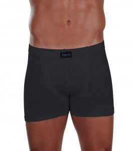 Lord Micromodal Boxer Brief Underwear Black 351