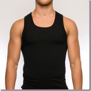 Modus Vivendi Pure Tank Top T Shirt Black 17031