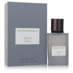 Banana Republic Metal Rain Eau De Parfum Spray (Unisex) 2.5 ...