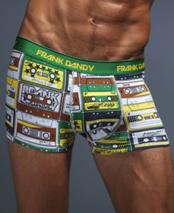 Frank Dandy Casette Boxer Brief Underwear 10603-200 USA1