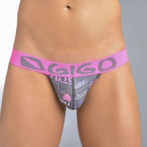 Gigo FASHION Jock Strap Underwear