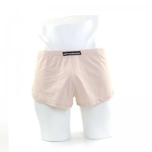 MIIW Lounge Split Loose Boxer Shorts Underwear Nude 2008-01