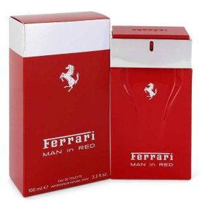Ferrari Man In Red Eau De Toilette Spray 3.4 oz / 100.55 mL ...