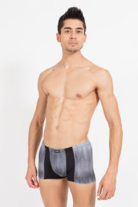 Lookme Shade Boxer Brief Underwear Grey 49-67
