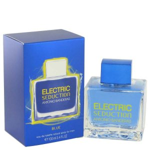 Antonio Banderas Electric Seduction Blue Eau De Toilette Spr...