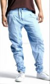 Clearance DT Clothes Chord Pants Blue DTPNT2010-04