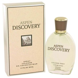 Coty Aspen Discovery Cologne Spray 1.7 oz / 50.27 mL Men's F...