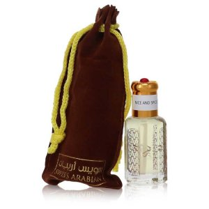 Swiss Arabian Nice And Spice Perfume Oil (Unisex) 0.41 oz / 12.13 mL Men's Fragrances 553974