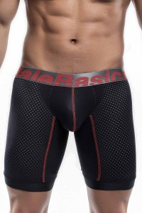 MaleBasics Performance Titanium Fit Athletic Boxer Brief Und...