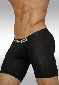 Ergowear Max Light Midcut Long Boxer Brief Underwear Black