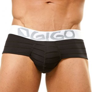 Gigo BETT Brief Underwear Black