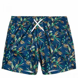 Mosmann Long Reef Tailored Shorts Swimwear MSW0045