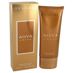 Bvlgari Aqua Amara After Shave Balm 3.4 oz / 100.55 mL Men's...