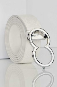 2EROS Icon Belt White BL10