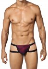 Pikante Double Effect Jock Strap Underwear Red 9226
