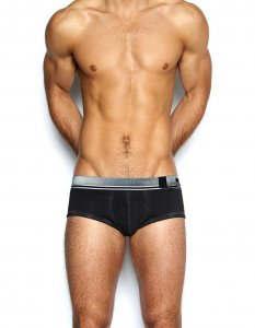 C-IN2 Scuff Punt Trunk Underwear Black 5164