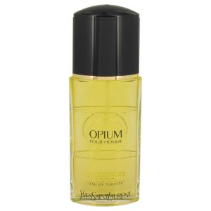 Yves Saint Laurent Opium Eau De Toilette Spray (Tester) 3.3 oz / 97.59 mL Men's Fragrances 517600