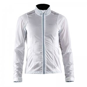 Craft Tempest Long Sleeved Jacket White 1902577