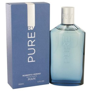 Roberto Verino Pure Eau De Toilette Spray 5 oz / 147.86 mL Men's Fragrance 516035