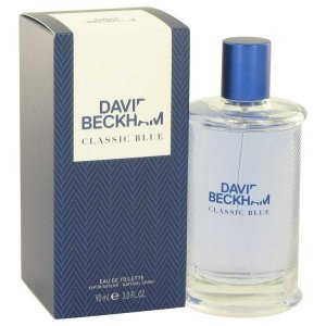 David Beckham Classic Blue Eau De Toilette Spray 3 oz / 88.7...