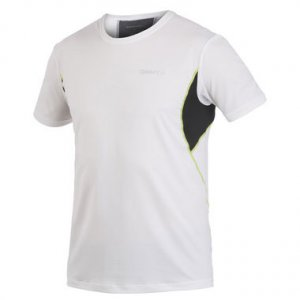 Craft Cool Mesh Short Sleeved T Shirt White 1902484