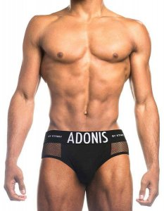 Adonis by Kyhry Luxe Brief Underwear Black