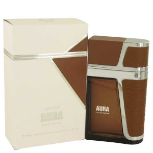 Armaf Aura Eau De Parfum Spray 3.4 oz / 100.55 mL Men's Frag...